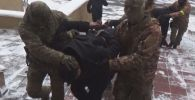 Задержание кримавторитета Алтынбека Ибраимова по прозвищу Алтуха