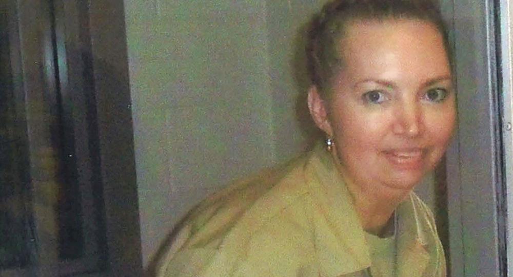 Приговоренная к смертной казни Лиза Монтгомери в Федеральном медицинском центре (FMC) Форт-Уэрт