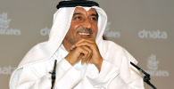 Глава авиакомпании Emirates Airline шейх Ахмед бин Саид аль-Мактум. Архивное фото