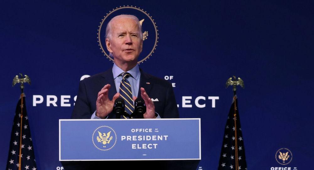 Избранный президент США Джо Байден