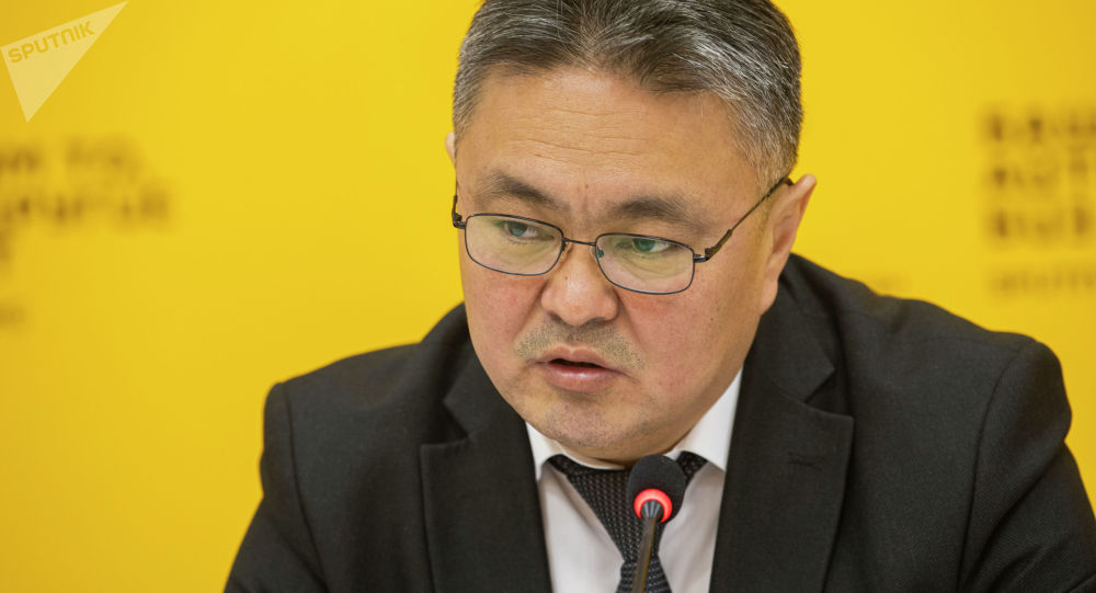 Экс-министр финансов Кыялбек Мукашев. Архив