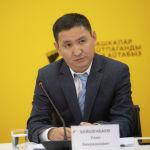 Временно исполняющий обязанности начальника Управления городского транспорта Улан Бейшенбаев