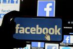 Логотип социальной сети Facebook. Иллюстративное фото