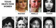 Женщины, приговоренные к смертной казни в штате Техас