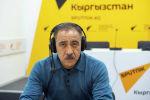 Улуттук коопсуздук комитетинин төрагасынын мурдагы орун басары Артур Медетбеков