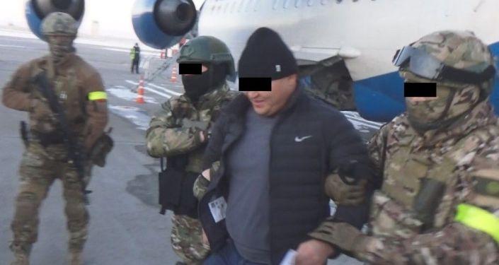ГКНБ задержал депутата Жогорку Кенеша от фракции Бир Бол Дуйшона Торокулова