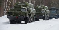 С-400 зениттик ракеталык системасы. Архив