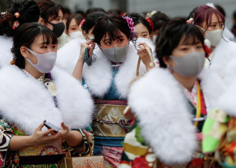 Япониядагы эрезеге жетүү майрамы