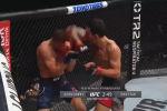 Турнир Абсолютного бойцовского чемпионата (UFC) прошел этой ночью на бойцовском острове в Абу-Даби.
