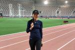 Эл аралык спорт чебери болгон алгачкы кыргыз кызы, жөө күлүк Гулшана Сатарова