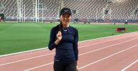 Мастер спорта международного класса, легкоатлетка Гулшана Сатарова. Архивное фото