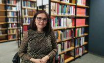 Cheveningс стипендиялык программасынын ээси, илимдин доктору жана антрополог Аксана Исмаилбекова