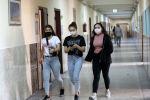 Анкарадагы окуу жайдын студенттери. Архивдик сүрөт