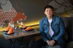 Предприниматель Марсель Тынаев который владеет сетью японской кухни
