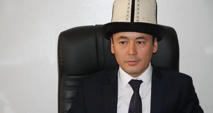 Министр культуры, информации и туризма Нуржигит Кадырбеков. 18 января 2021 года