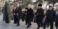 78-ю годовщину прорыва блокады Ленинграда отметили в Бишкеке