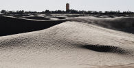 Пустыня Сахара. Архивное фото