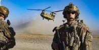 Афганистандагы АКШ аскер кызматкерлери. Архив