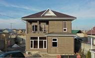 Супруги Усенбаевы решили построить дом из легких конструкций и не жалеют о своем выборе. Они рассказали, что значительно экономят на отоплении, а также не вносят свою лепту в столичный смог.