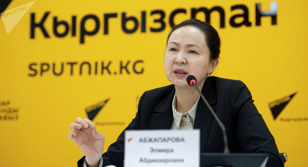Мамлекеттик ипотекалык компаниянын төрайымы Элмира Абжапарова