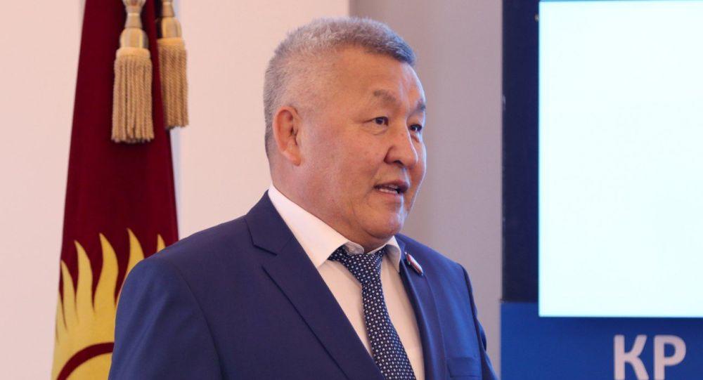 Депутат Бейшеналы Нурдинов