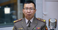Куралдуу күчтөрдүн Генералдык штабынын инженердик башкармалыгынын башчысынын орун басары, полковник Ислам Кошкеев
