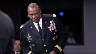 Генерал Ллойд Остин в отставке. Архивное фото