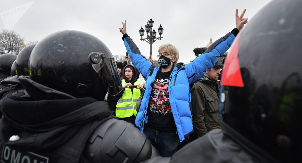 Санкт-Петербургдагы макулдашылбаган акциялар