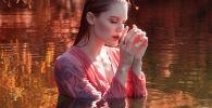 Снимок Водная душа (Water Spirit) фотографа Сина Джонса (Sean P Jones) признан лучшим в категории Портрет