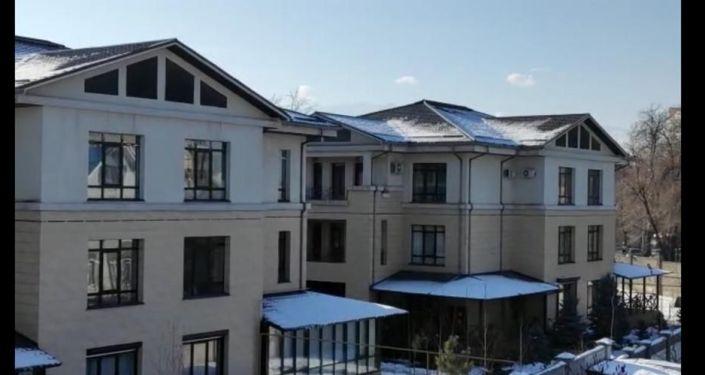 Недвижимое имущество бывшего премьер-министра М. Абылгазиева, приобретенное незаконным путем