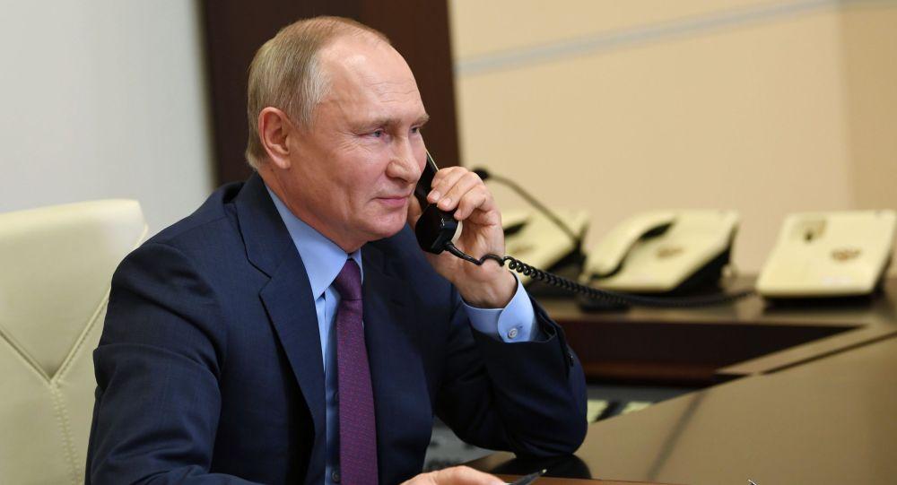 Россиянын башчысы Владимир Путин. Архив