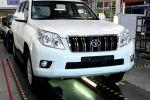 Автомобиль Toyota Land Cruiser. Архивное фото