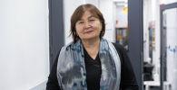 Бишкек жашыл чарба муниципалдык ишканасынын директорунун орун басары Айгүл Наватова