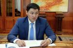 Премьер-министр Улукбек Марипов. Архивное фото