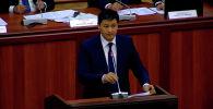 Депутаты, входящие в коалицию парламентского большинства, задали Улукбеку Марипову ряд необычных вопросов. Какими были его ответы, смотрите в видео.