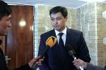 Претендент на пост премьер-министра Улукбек Марипов заявил, что его кандидатура была согласована с президентом Садыром Жапаровым. Об этом он заявил, отвечая на вопросы журналистов после заседания, на котором коалиция большинства одобрила его кандидатуру.