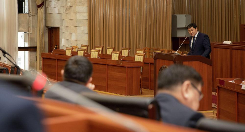 Премьер-министрликке талапкер Улукбек Марипов