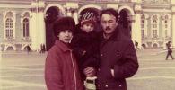 Кыргызстанец живущий в Санкт-Петербурге Кайыпбай Токтогулов