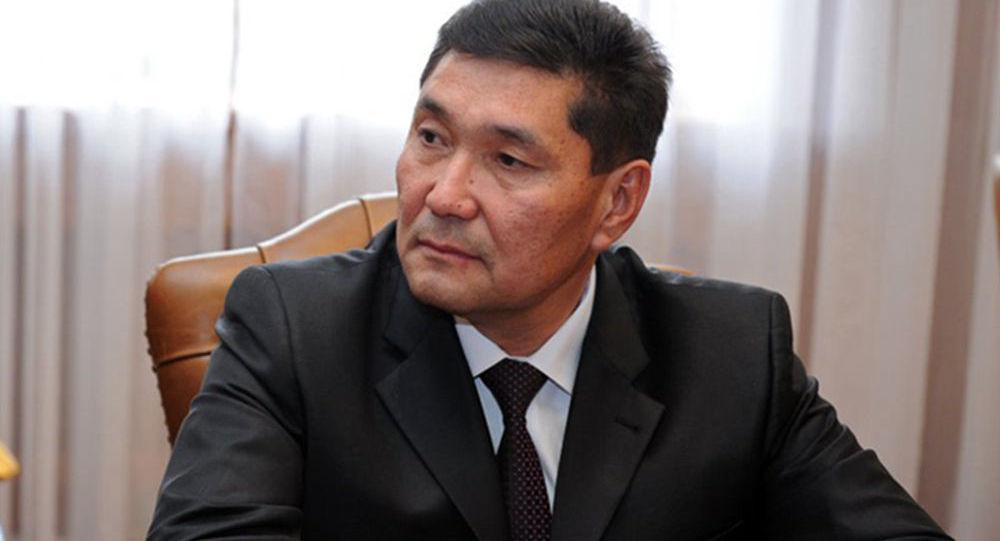Аскар Жаныбеков