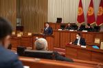 Премьер-министрликке көрсөтүлүп жаткан Улукбек Марипов
