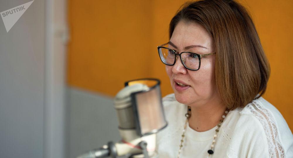 Экс-вице-премьер Алтынай Өмүрбекова