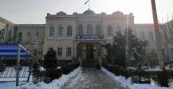 Здание министерства культуры, информации и туризма КР
