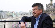 Арча адабий сыйлыгынын лауреаты Арслан Капай уулу Койчиевдин архивдик сүрөтү