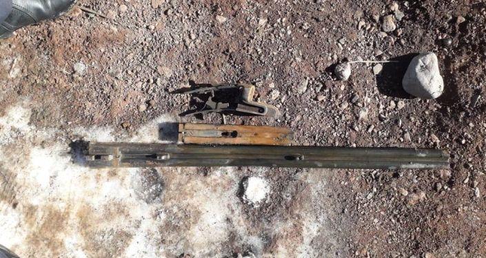 Вооруженное нападение на сотрудников правоохранительных органов было совершено 13 января ночью в Кара-Кульджинском районе