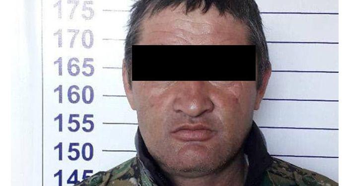 В Ошской области задержан подозреваемый в обстреле милиционеров из дробовика