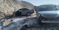 Авария в Ат-Башинском районе Нарынской области