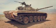 В Генштабе отметили, что кыргызстанская команда входит в десятку сильнейших участников ежегодного танкового биатлона в России.