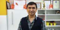 Улуттук кардиология жана терапия борборунун өпкө гипертониясы жана тоо медицинасы бөлүмүнүн башчысы Абдирашит Марипов
