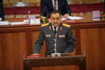Министр внутренних дел Улан Ниязбеков. Архивное фото