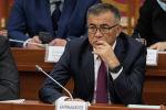 Министр экономики и финансов — вице-премьер Улукбек Кармышаков. Архивное фото